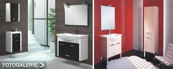 koupelnový nábytek ELITA
