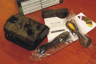 Zabezpečovací zařízení a fotopast na zloděje i zvěř