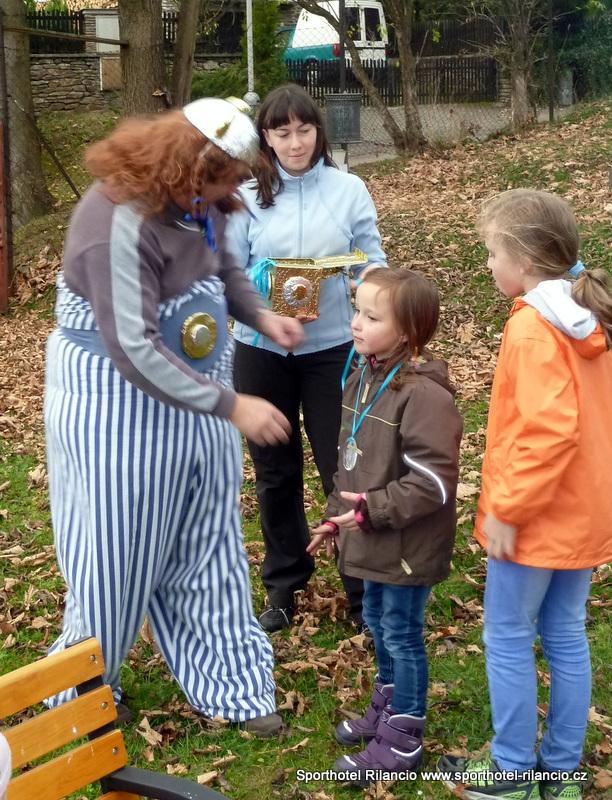 Program pro rodiče s dětmi - velká výprava s Obelixem za tajemstvím Šumavy