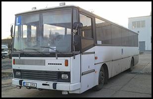 Autobus Karosa Autoškola