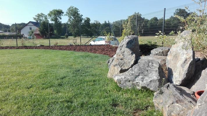 realizace trávníků