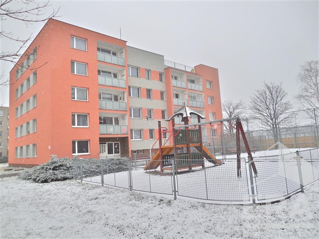 Byt 2+1, 66m2, cihla, 3. NP - C. Boudy, Prostějov